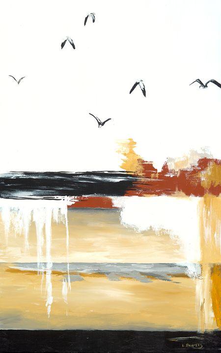 Flight - LDaniels Art