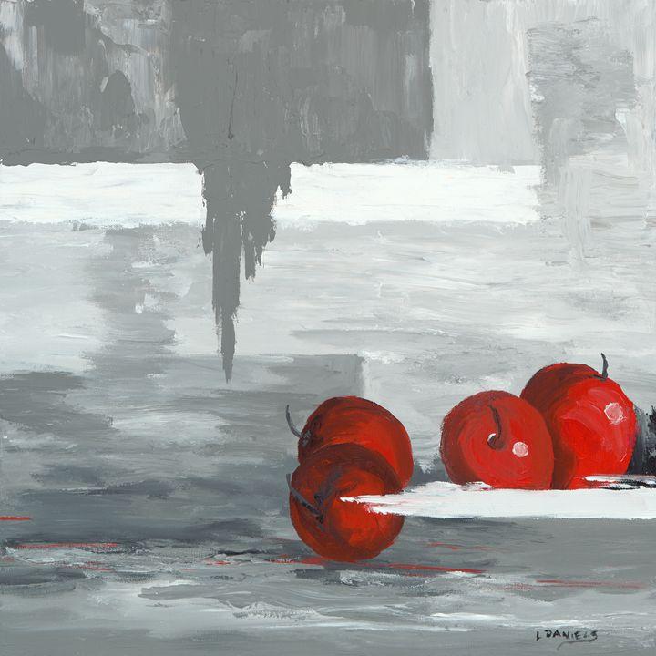 Cherrys On Top - LDaniels Art