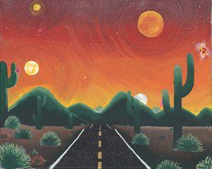 Andromeda's Alamo