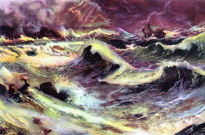 Robinson Crusoe waters - SPCHQ