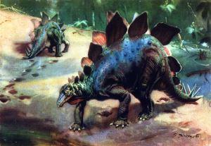 Stegosaurus - SPCHQ