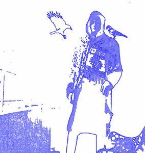 Odin Stamp Blue