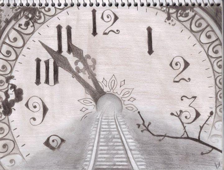 Time Travel - Brook Rakow