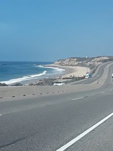 Crystal Cove Beach, California