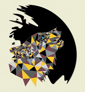 Metallic Wolf