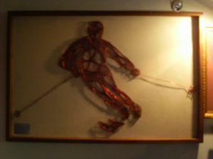"BARTON, John M. ""ALPINE"" Sculpture"