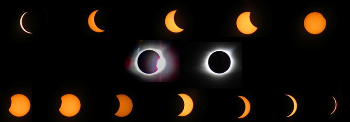 2017 Eclipse - Rrrosepix