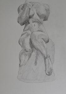 Rodin's Cybele