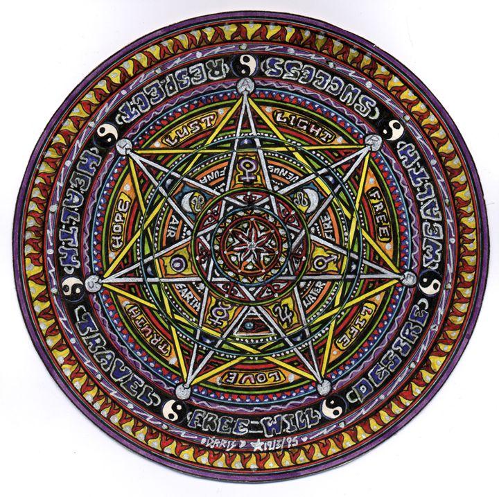 clares talisman - orris