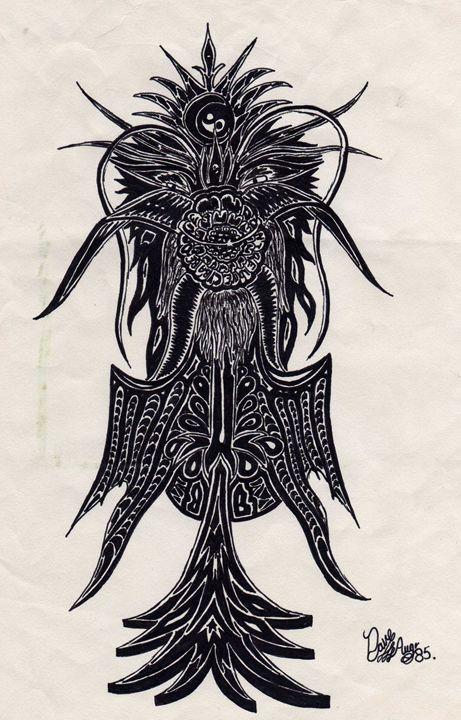 dragon - orris