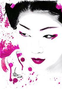 Geisha - Blossom