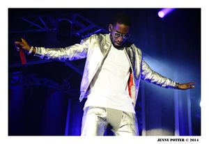 Tinie Tempah by Jenny Potter - Jenny Potter Photography and Phill Potter Photogra