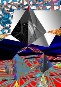 three pyramids - Nebojsa Strbac