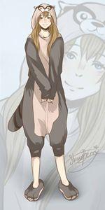 Kigurumi girl