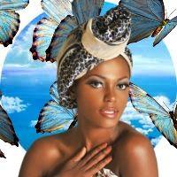 Butterfly Princess - Black America (Fine Black Art)