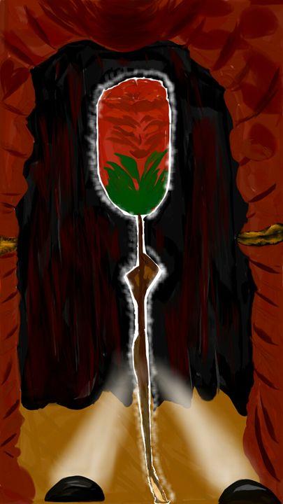 """Rosebud"" - Soul Food 4 The Soul Gallery"