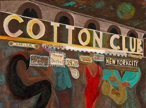 The Cotton Club NYC - UniQ Art