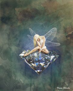 Diamond Dust fairy