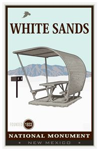 White Sands National Monument I