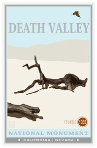 Death Valley National Monument I