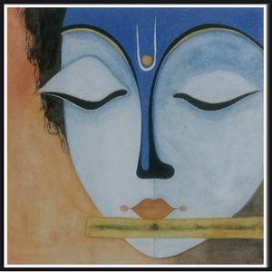 Lord Krishna !