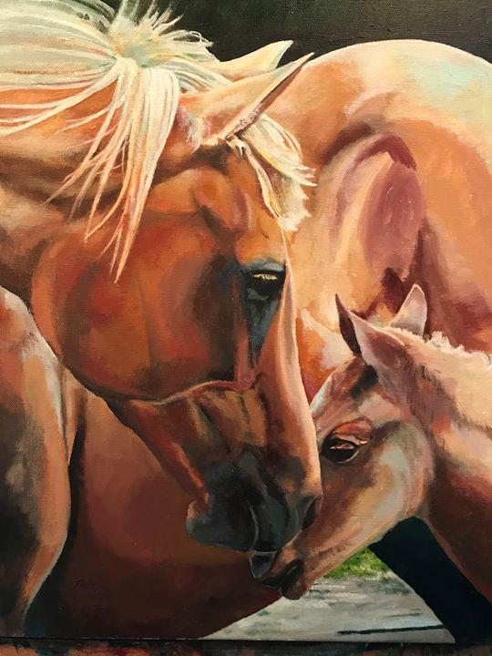 Embrace - tom donovan artwork