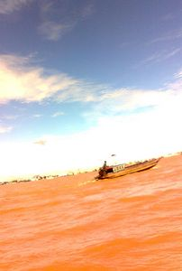 Alluvium on Hau river, Viet Nam, p2 - Jena Truong