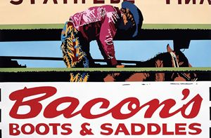 Bacon's Boots & Saddles