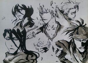 Bleach Fan-art
