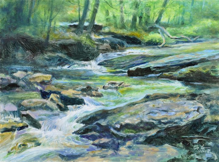 stream10 - GXL's paintings