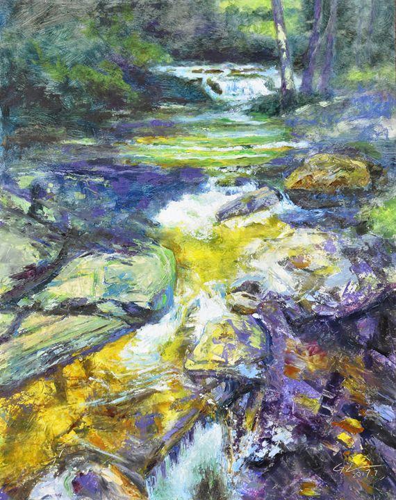 stream9 - GXL's paintings