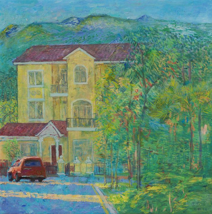 homestead 3 - GXL's paintings