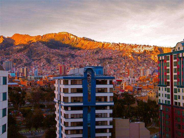 CITY OF PEACE - GILES ARTS