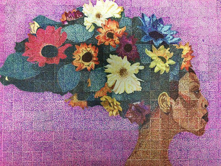 Flower Child - Jewel Sky