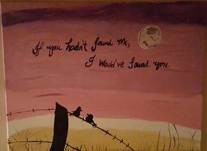 Love in a meadow