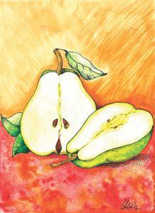 Split Pear