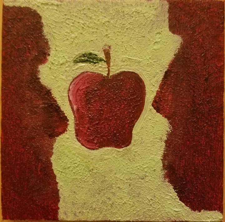 The Temptation - Enrique Bertolli