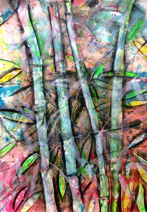 bamboo - Sahaja Kunkunate