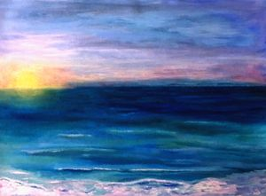 Sunrise at the Beach 3