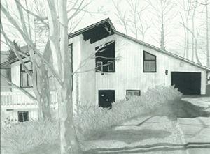 Mountain Home - Emili K Productions Custom Pencil Drawings