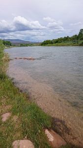 River and Mountain