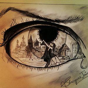 Eyes say it all!