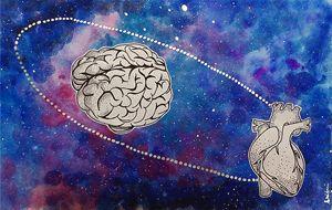 Mind over heart