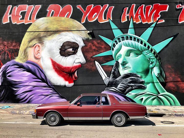 The End of Polite America - MarcSchmidtPhotography