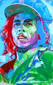 Bob Marley by Michael Scott
