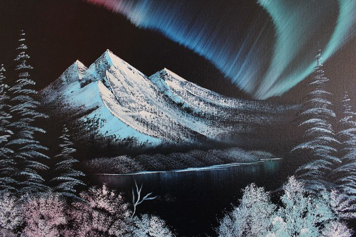 Northern Lights - Ashwini Biradar