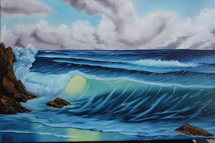 Waves Of Wonder - Ashwini Biradar