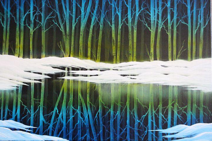 Snow Birch - Ashwini Biradar