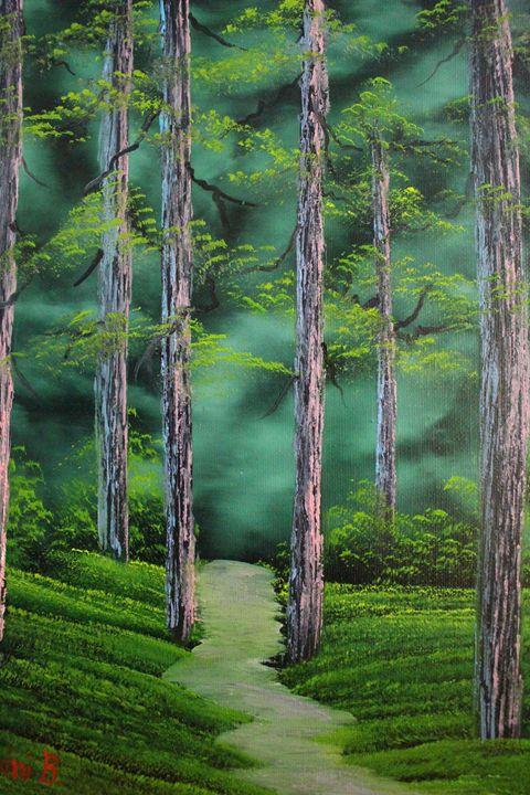 Silent Forest - Ashwini Biradar