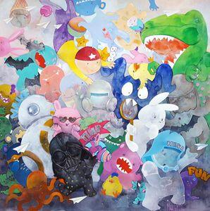 Toy story | Make time to have fun - Yuliya Martynova